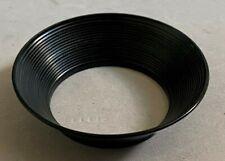 Japan 39mm Black Paint Metal Hood for Leica Summicron Elmar Summaron Lens