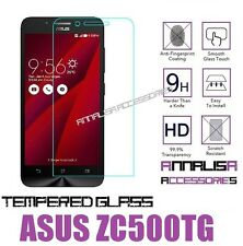 PELLICOLA IN VETRO TEMPERATO PER ASUS ZENFONE GO ZC500TG Z00VD TEMPERED GLASS