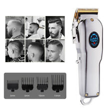 Electric Head Hair Clipper Hair Barber Cordless Trimmer Hair Styling Tool set