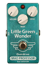 Mad Professor Little Green Wonder Overdrive pedal - free US shipping!