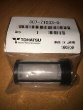 Genuine Tohatsu Hors Bord 40 50HP - 140HP 2-stroke Huile Filtre Element 3C7-71033-0