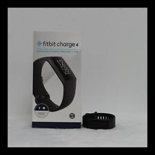 Fitbit Charge 4 Fitness and Activity Tracker with Built-in GPS - Black - (U)