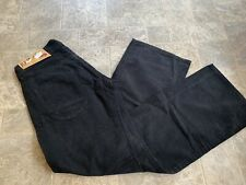 Womens NEW Designer Jeans Replay Corduroy Black 29x32 WV410A8469 Black