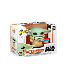 Funko POP! The Mandalorian - The Child (Baby Yoda) NYCC 2020 Shared Exclusive