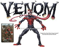 "Marvel Legends 6"" Venom MILES MORALES *NO* Venompool BAF ****NO BOX****"