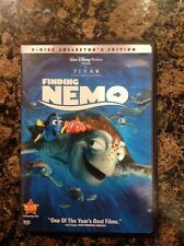 Finding Nemo (Dvd,2003,2-Disc Set) Authentic Disney Us Release