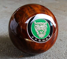 Jaguar Wood Walnut Growler Gear Shift Knob XJ6-XJS-XJ8-XK8-XJR-XKR-S-Type-XType