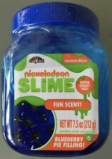 ULTRA RARE: Nickelodeon BLUEBERRY Slime - NEW
