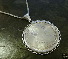 Münzanhänger Anhänger Münze Kette 835 Silber Maria Theresia Mariatheresientaler