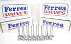 Ferrea 6000 Series Valves Std Size Honda Acura B16a B18c Dohc Vtec B-series Gsr