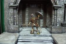 toy soldier tin viking 9th to 12th century pro painted