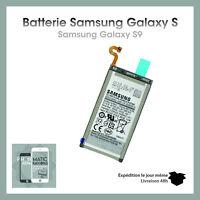 BATTERIE SAMSUNG GALAXY S9 EB-BG960ABE 0 CYCLE 100% Neuve Haute Qualité ✅