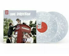 One Direction Take Me Home Urban Outfitters Limited Edition White Splatter Vinyl