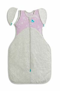 LOVE TO DREAM SWADDLE UP TRANSITION BAG  - 2 SIZES - WARM 2.5TOG LILAC