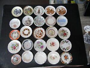 Antique & Vintage Porcelain Butter Pat Dishes