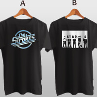 The Strokes American Rock Band New Cotton T-Shirt