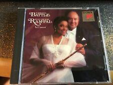 (CD) Kathleen Battle  Jean Pierre Rampal in Concert