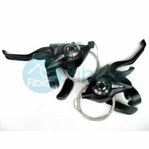 New Shimano ST-EF51-8Speed Shifters/brake levers