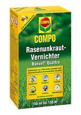 COMPO Rasenunkraut-Vernichter Banvel® M Quattro, 150 ml