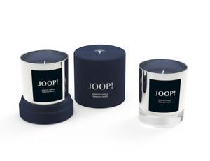 JOOP! Duftkerze in Geschenkbox Farbe Silver Silber Duft Fresh Cut Roses Aromaker