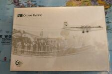 Cathay Pacific DC6B Limited Edition 60th Anniversary 1:400 Herpa - RARE