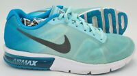 Nike Air Max Sequent Running Trainers 719916-402 Blue/White UK6/US8.5/EU40