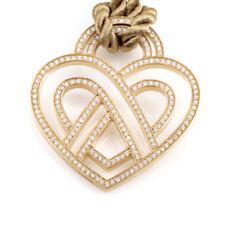 Collares y colgantes de joyería con diamantes amarillos diamante