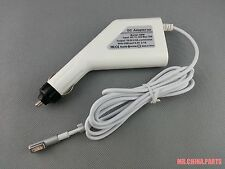 85W DC Car Charger Adapte for Apple Macbook Magsafe1 A1222 A1297+USB Charge Port