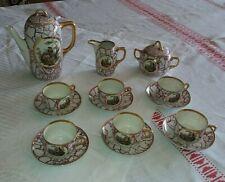 Kaffeeservice 17 Teile aus Porzellan B-C Bavaria Waldsassen Oberpfalz seit 1866