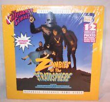 Laserdisc {K} * Zombies Of The Stratosphere * Judd Holdren Leonard Nimoy Cliffha