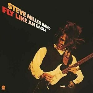 Steve Miller - Fly Like An Eagle [New Vinyl LP] Black, Colored Vinyl,