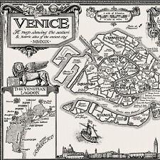 The Venice Map - Fine Art Prints by Manuscript Maps