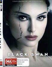 BLACK SWAN Natalie Portman, Mila Kunis, Vincent Cassel, Darren Aronofsky DVD
