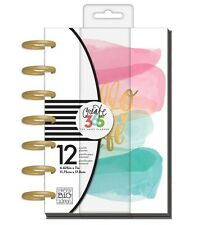 *SALE* MAMBI The Mini Happy Planner -Stay Golden - Horizontal Weekly Agenda
