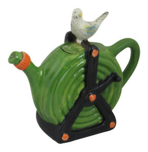 Garden Hose Teapot Two Cup Teapot Carters of Suffolk Christmas Birthday Gifts