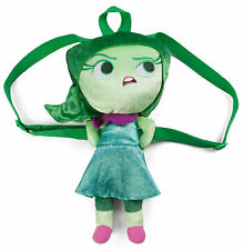 Inside Out Disgust 17 in Plush Backpack