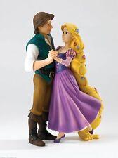 Disney Enchanting Princess Rapunzel & Flynn Figurine NEW in Gift Box  24139