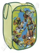 NINJA TURTLES TMNT Boy Chambre D'enfant Pop Up Pliable Jouets Stockage Lavage