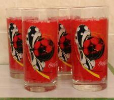 Lot de 4 verres COCA COLA