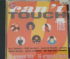 U Can't Touch This - Various Artists CD Cat No. CDAL 795326 Australia