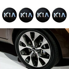 Wheel Center Hub Cap Black 4P For 2011-2015 KIA SOUL OPTIMA SORENTO 529603W200