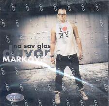 DAVOR MARKOVIC CD Na sav glas Album 2012 Marta Savic Natalija Trik FX Dylon Hit