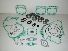 SKF C4 + C3 Polyamid Getriebe Rep Satz Aprilia RS RX MX SX ETX Classic 125