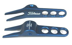 Titleist Scotty Cameron BLUE Golf Divot Tool - New!