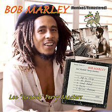 "BOB MARLEY Lee ""Scratch"" Perry Masters GOLDENLANE RECORDS Colored Vinyl LP"