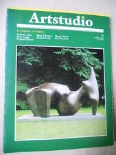 Artstudio N°10 Sculpture à l'anglaise Caro Cragg Deacon Flanagan Long Moore