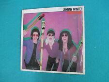 Johnny Winter UK pressing Lp - Raisin' Cain, exc