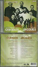 LES COMPAGNONS DE LA CHANSON + LES FRERES JACQUES ( 2 CD - NEUF SOUS EMBALLAGE )