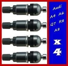 4x Tyre Pressure Sensor Valve Stem Repair Kit TPMS BMW Audi Mercedes Mini Skoda