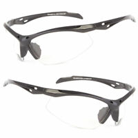 BIFOCAL SAFETY READING CLEAR GLASSES SUNGLASSES DRIVING SPORT 1.0 1.5 2.0 2.5 3.